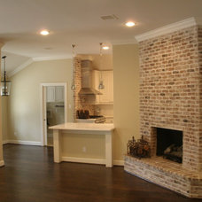 Traditional Family Room by PATHWAY Builders & Remodeling