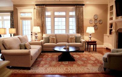 My Houzz: Elegant Colonial in North Carolina