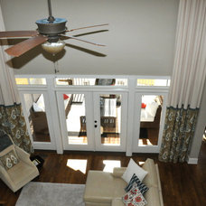 Family Room by Driggs Designs