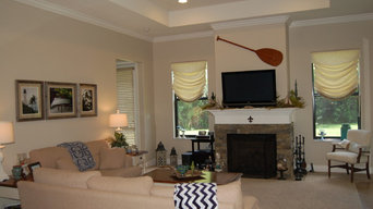 Family Room Redesign-After