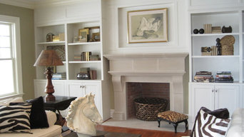 Family room redesign / staging