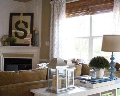 saveemail thrifty decor chick - Sofa Table Decor