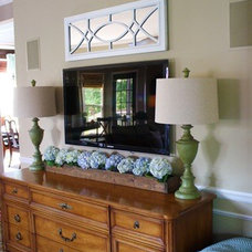 Family Room by Thrifty Decor Chick