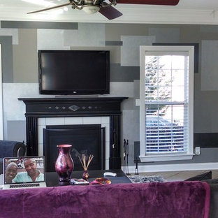 Family Room Transformations ~