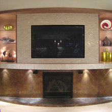 Outstanding Designs in Fireplaces