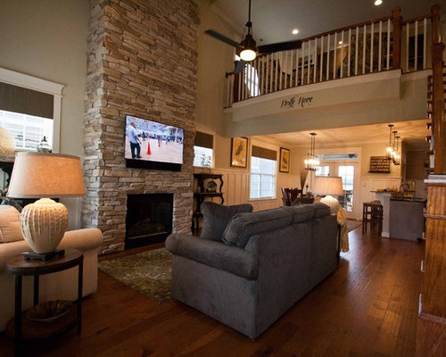 Cultured Stone Fireplace Ideas, Pictures, Remodel and Decor