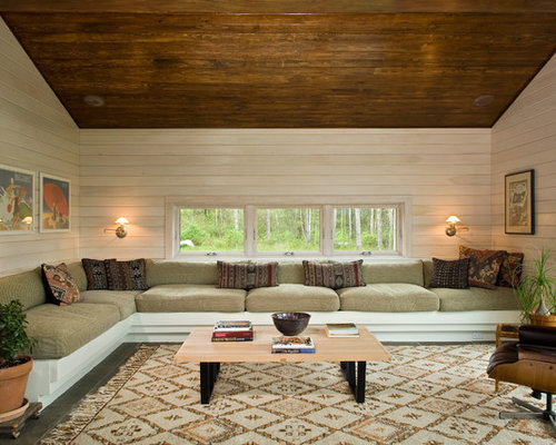 Built In Couch built in couch | houzz
