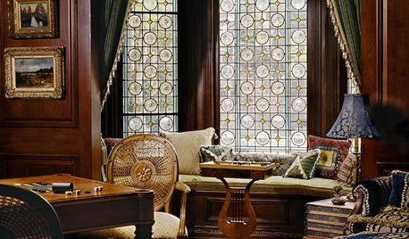 How to Colour Your Home's View With Stained Glass