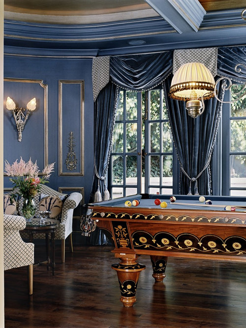 Billiard Room Home Design Ideas Pictures Remodel And Decor