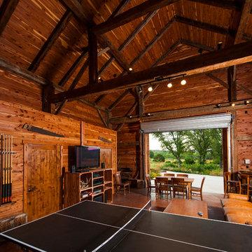 Farmhouse Family Room