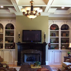 Family Room by Kbwalls