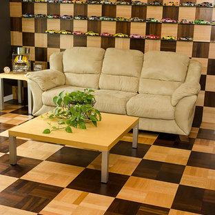 Fingerblock Wood Parquet Flooring