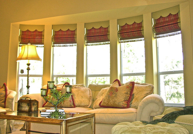 Family Room by Finishing Touches