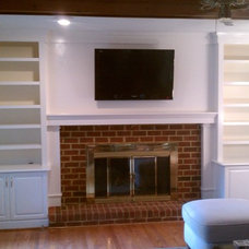 Traditional Family Room by Home Care Innovations