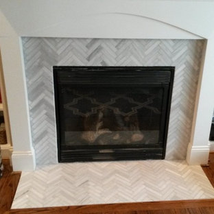 Fireplace Designs-Before and After