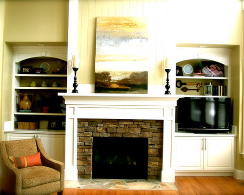 Fireplace Redesign | Houzz