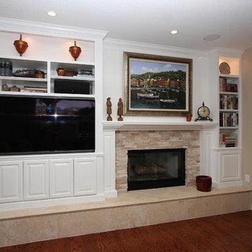 Fireplace Walls