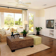 Traditional Family Room by Carpet 4 Less