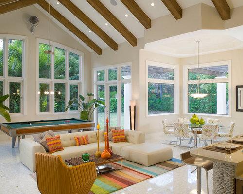 Florida Living Room | Houzz
