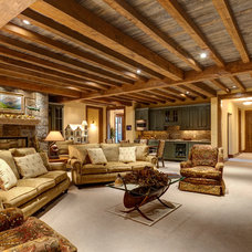 Traditional Family Room by Jon Eady Photographer