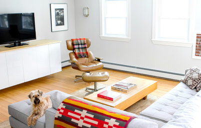 Shop Houzz: Modern Recliners and Easy Chairs Dad Will Love