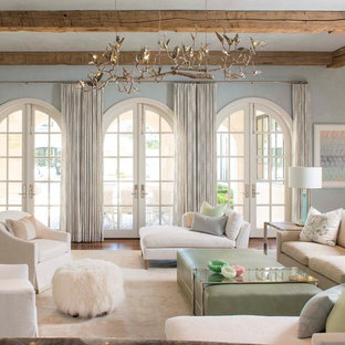 French Classical House in Highland Park, Texas