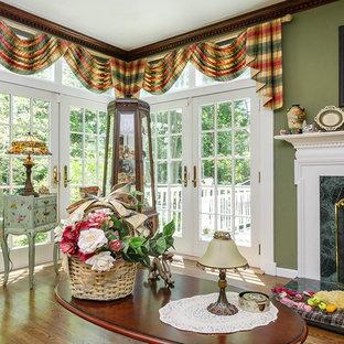 French Doors in Beautiful Long Island Home