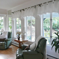 Eclectic Family Room Frenchflair