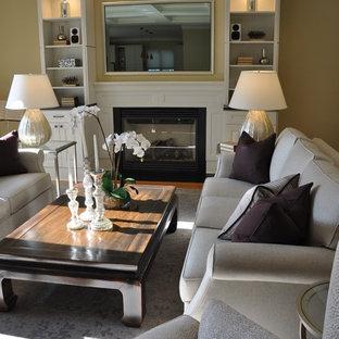 Fresh and Light Bethesda Family Room
