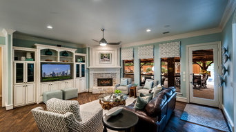 Frisco Kitchen & Great Room Gets a New Look