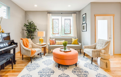 Room of the Day: Something for Everyone in a Seattle Family Room