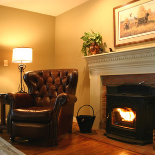 Fry Contracting - Fireplace