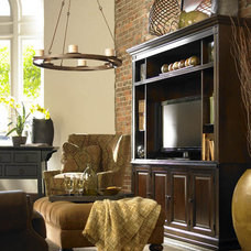 rustic family room fun on location