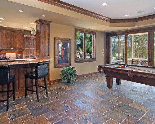 Slate Floor Home Design Ideas Renovations Amp Photos