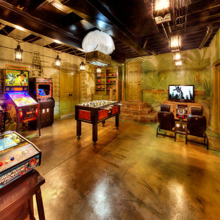 Game Room Basement