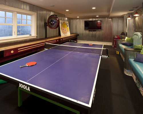home game rooms photos - Game Room Design Ideas