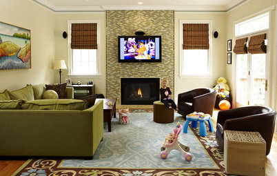 Thank You for Sharing: The Family Living Room