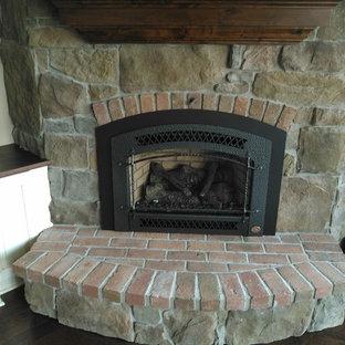 Gas Fireplace Insert - Clinton