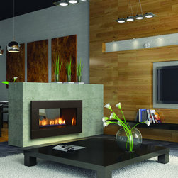 Gas Fireplaces -