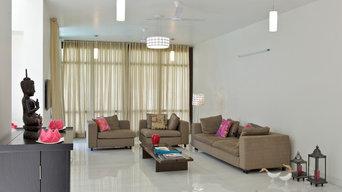 Gautam's house
