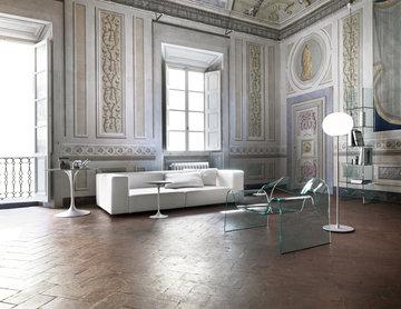 Ghost Glass Armchiar by Fiam Italia