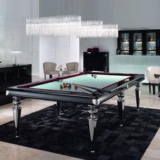 Contemporary Family Room by Pooltableportfolio - Modern Billiards