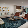8 Extraordinary Ways to Decorate the Wall Behind a Sofa