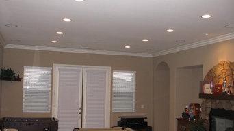 Glendora Recessed Lighting Project