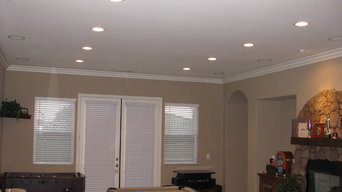 Glendora Recessed Lighting Project