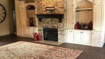 Godfrey Fire Rebuild