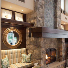 Traditional Family Room by IN2IT Homes
