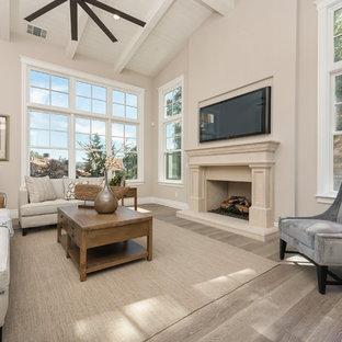 Hamptons Style Spec House in Alamo, CA