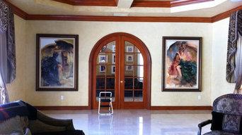 hang art