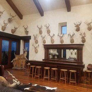 Hanging Deer Mounts and More